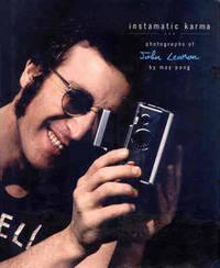 Instamatic Karma: Photographs of John Lennon by May Pang image