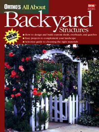 Backyard Structures by Meredith Books image