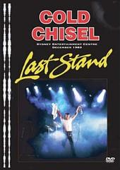 Cold Chisel - Last Stand on DVD