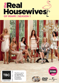 The Real Housewives of Miami - Season 1 on DVD
