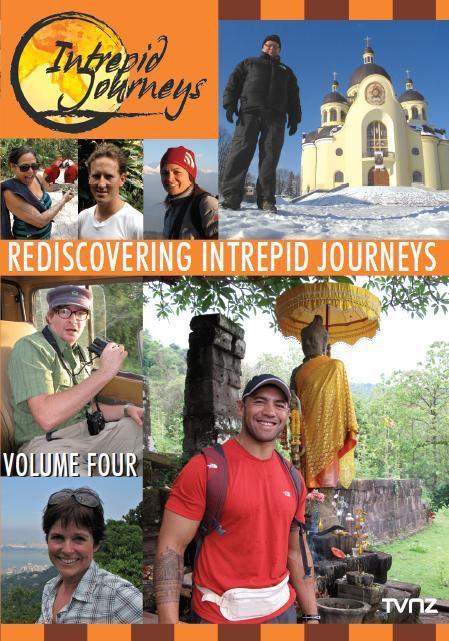 Rediscovering Intrepid Journeys - Volume 4 (2 Disc Set) on DVD