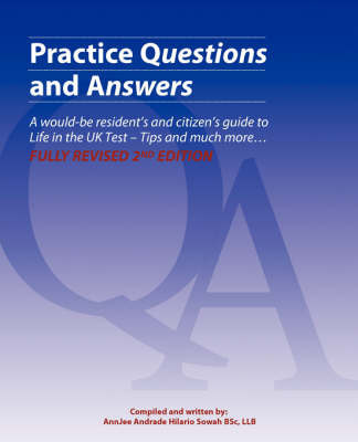 Practice Questions and Answers by Annjee Sowah