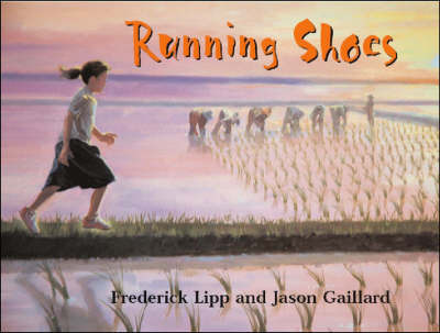 Running Shoes by Fred Lipp