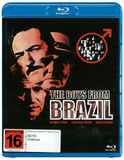 The Boys from Brazil on Blu-ray