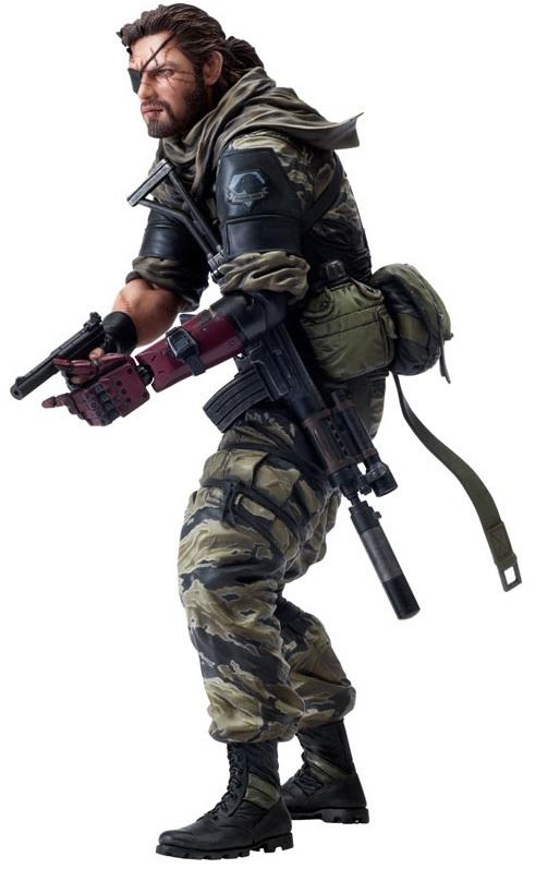 MGS: mensHdge No.16 Venom Snake - Technical Statue image