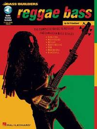 Bass Builders Reggae Bass by Ed Friedland