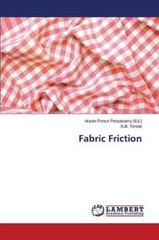 Fabric Friction by Timble N B