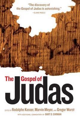The Gospel of Judas by Rodolphe Kasser image