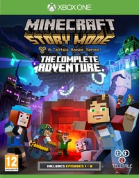 Minecraft: Story Mode - The Complete Adventure for Xbox One