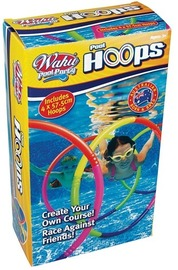Wahu: Pool Party Pool Hoops