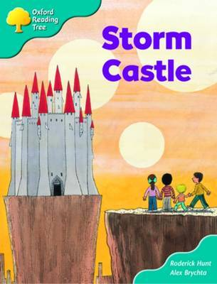 Oxford Reading Tree: Stage 9: Storybooks: Storm Castle by Roderick Hunt image