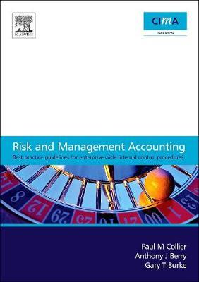 Risk and Management Accounting by Paul M. M Collier