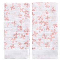 Aden + Anais: Classic Security Blankets - Birdsong (2 Pack)