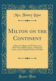 Milton on the Continent by Mrs Fanny Byse image