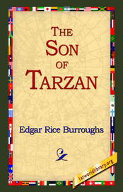 The Son Of Tarzan by Edgar , Rice Burroughs image