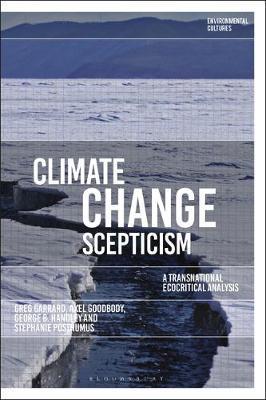 Climate Change Scepticism by Greg Garrard