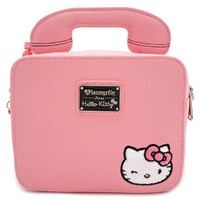 Loungefly: Hello Kitty - Call Me Telephone Cross Body Bag image
