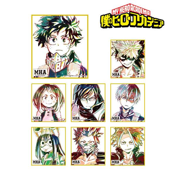 My Hero Academia: Trading Shikishi Art (Blind Box)