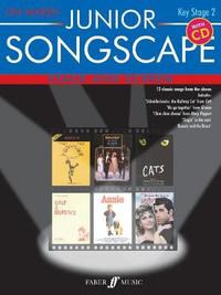 Junior Songscape: Stage And Screen (with CD) image