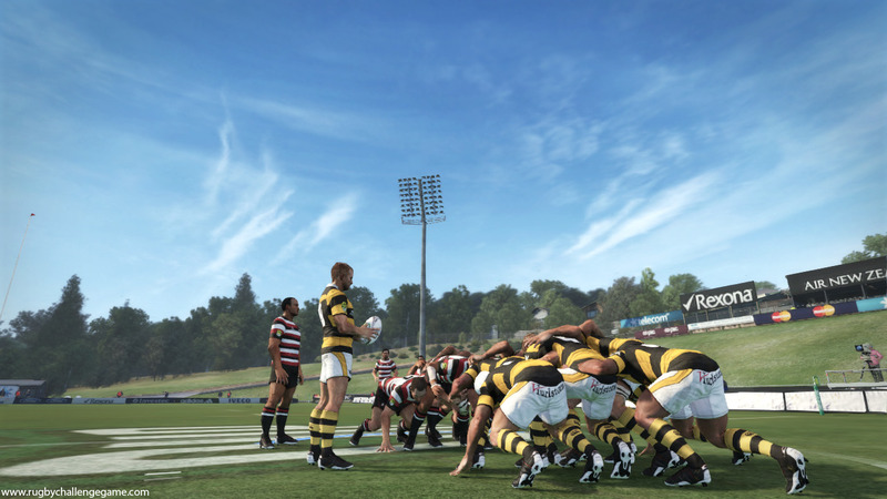 All Blacks Rugby Challenge for PC image