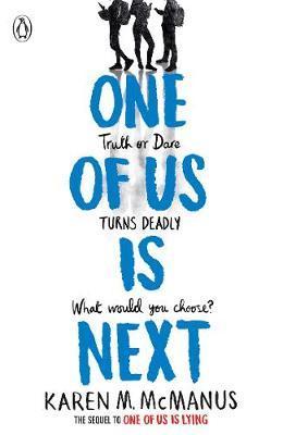 One Of Us Is Next by Karen McManus image