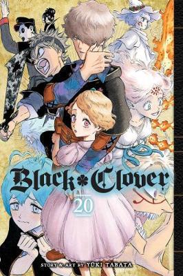 Black Clover, Vol. 20 by Yuki Tabata
