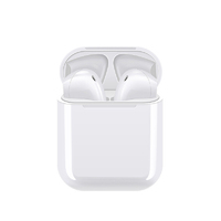 i12 Wireless Dual Channel Stereo Bluetooth Headset 5.0