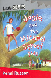 Josie and the Michael Street Kids by Penni Russon image
