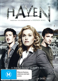 Haven - The Complete First Season on DVD