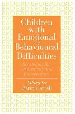 Children With Emotional And Behavioural Difficulties image