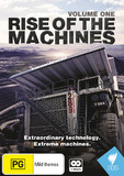 Rise Of The Machines - Volume 1 on DVD