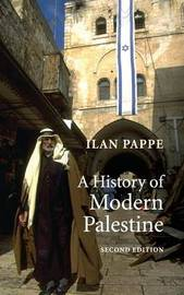 A History of Modern Palestine by Ilan Pappe image