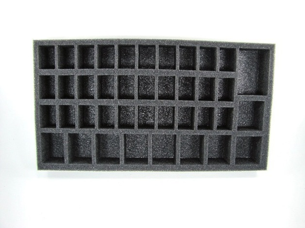 Universal Troop Foam Tray (PP) (2 inch)