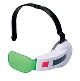 Dragon Ball Z: Soundless Replica Scouter - Green