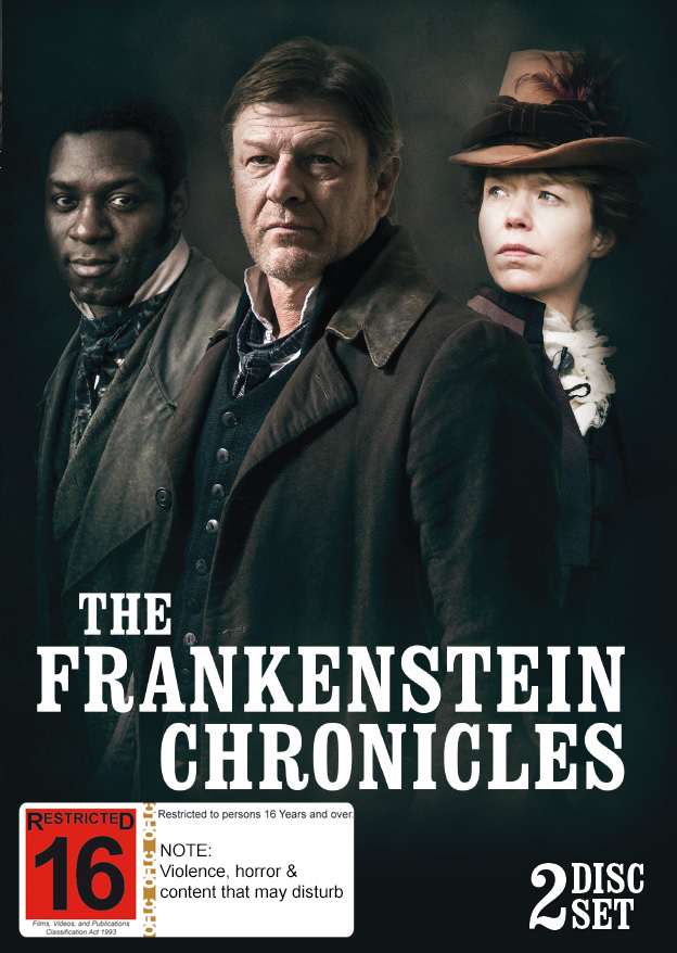 The Frankenstein Chronicles on DVD image