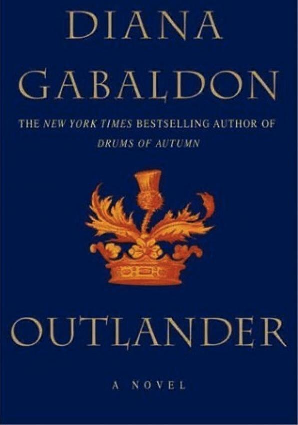 Outlander (Outlander #1 US Ed.) image