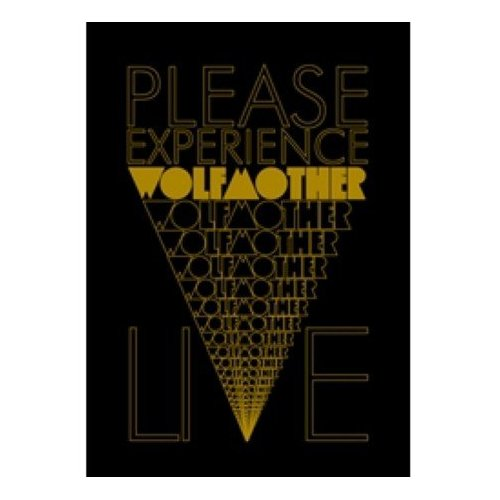 Wolfmother - Please Experience Wolfmother on DVD image