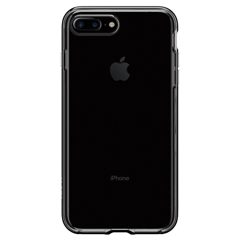 Spigen: iPhone 7 Plus - Neo Hybrid Crystal Case (Jet Black) image