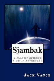 Sjambak by Jack Vance