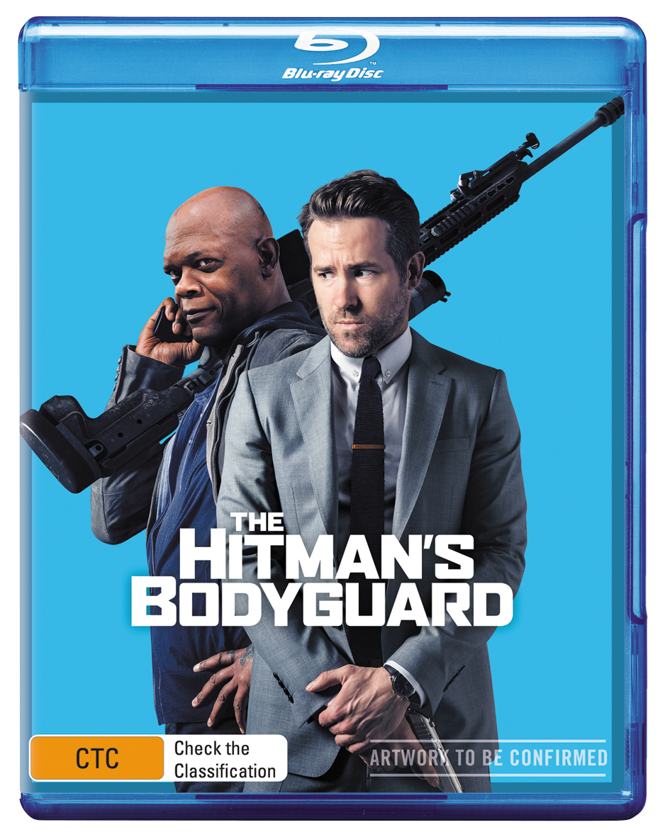 The Hitman's Bodyguard on Blu-ray image