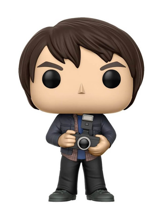 Stranger Things - Jonathan with Camera Pop! Vinyl Figure image