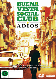 Buena Vista Social Club: Adios on DVD
