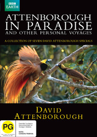 Attenborough In Paradise (2 Disc) on DVD image