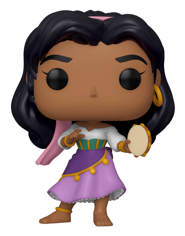 The Hunchback of Notre Dame - Esmeralda Pop! Vinyl Figure