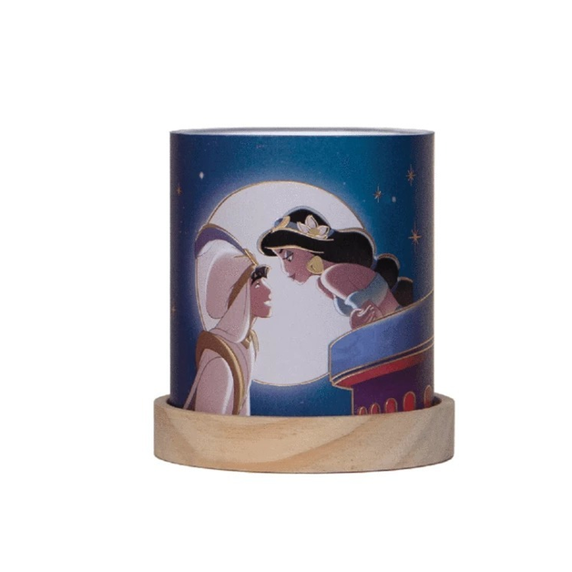 Disney: Mini Glass Lantern - Jasmine