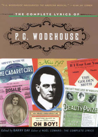 The Complete Lyrics of P. G. Wodehouse by Barry Day image