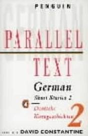 Parallel Text: German Short Stories image