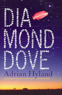 Diamond Dove by Adrian Hyland image