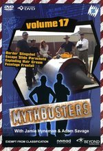 Mythbusters - Vol. 17 on DVD