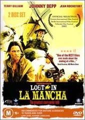 Lost In La Mancha on DVD